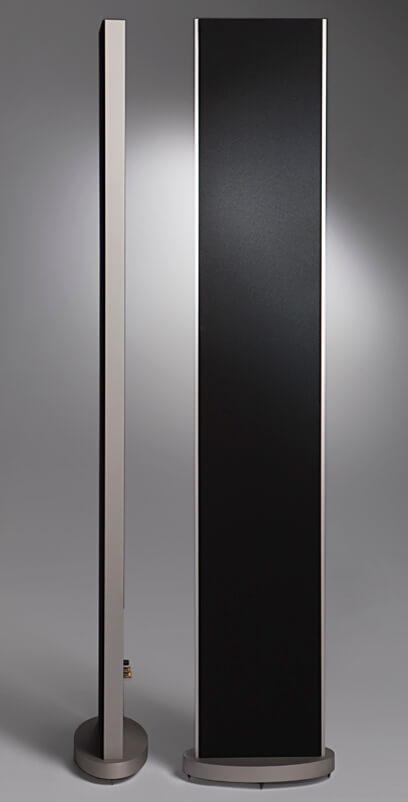Solosound Solostatic 200 Swiss edition Electrostatic loudspeakers