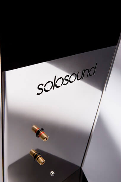 Solosound Solostatic 120 Swiss edition Electrostatic loudspeakers ESL