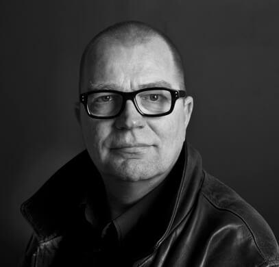 Productontwikkelaar en zaakvoerder Solosound Mark A. Huinder