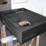 Custom made onzichtbare subwoofer - Solosound