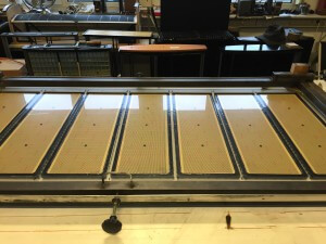 Nieuwe folie Quad ESL 63 revisie bij Solosound